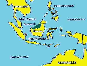 Where Is Brunei World Map Weltkarte Peta Dunia Mapa Del Mundo - Where is brunei